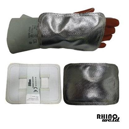 Protector guante aluminizado